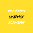 Ambiguous Lifestyle Solutions show