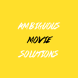 Ambiguous Movie Solutions show