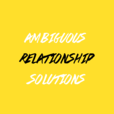 Ambiguous Relationship Solutions show