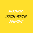 Ambiguous Social Justice Solutions show