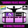 """Dj WhaltBabieLuv's """"Grown Folks Muzik"""" show"""