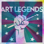 Art Legends in History show